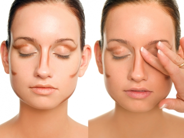 Nose Shaping: Contour Your Nose with Makeup