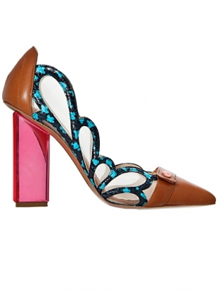 Nicholas Kirkwood Shoes for Spring/Summer 2013