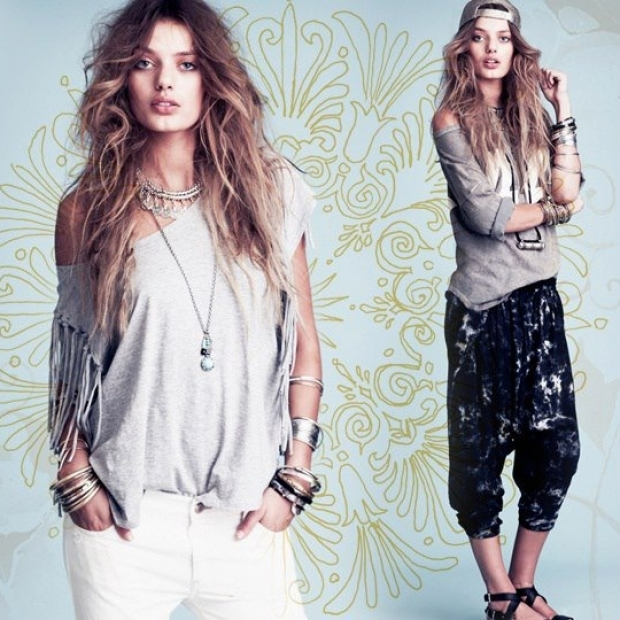 Free People Love Bird Lookbook