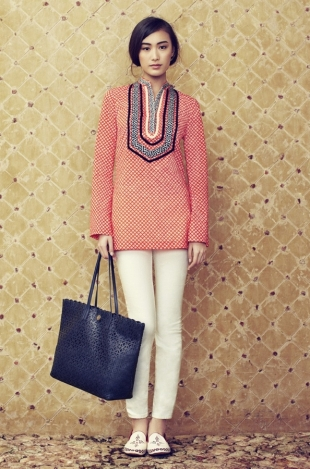 Tory Burch Spring/Summer 2013 Lookbook