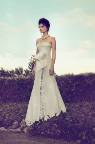Zahavit Tshuba Bridal Collection 2013