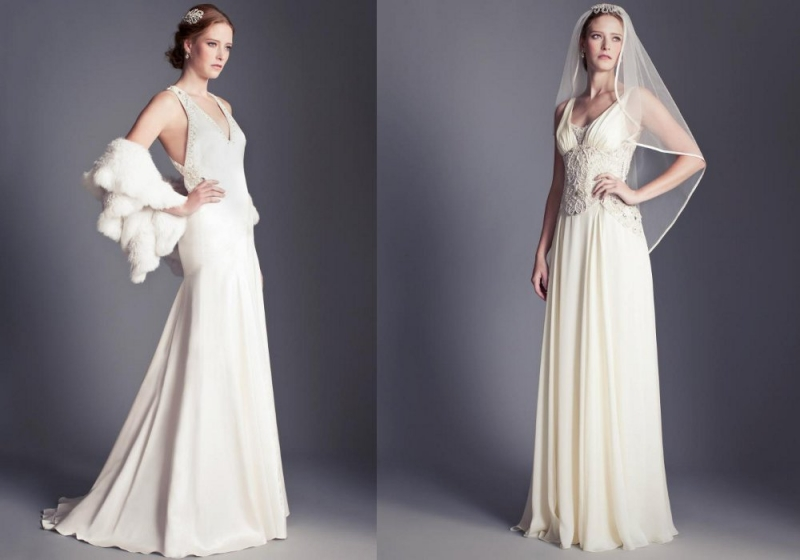 Temperley Wedding Gowns: Temperley London Bridal 2013 Collection