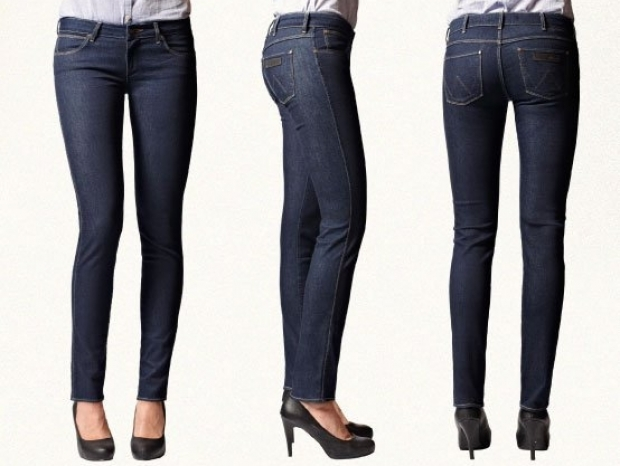 Wrangler Denim Spa Anti-Cellulite Jeans Collection