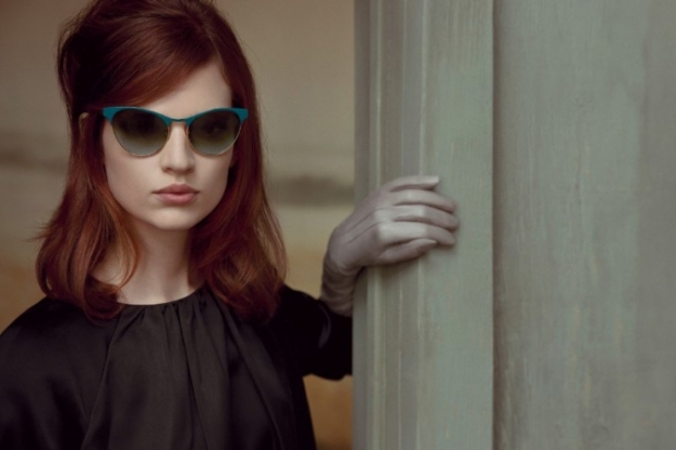 Miu Miu Eyewear Campaign for Spring/Summer 2013