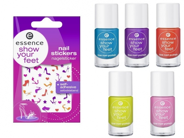 Essence High Heel Mania Summer 2013 Nail Polish and Accessories Collection