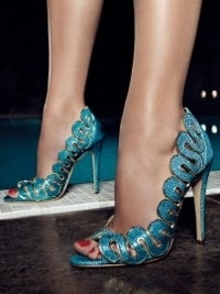 Brian Atwood Lookbook for Spring/Summer 2013