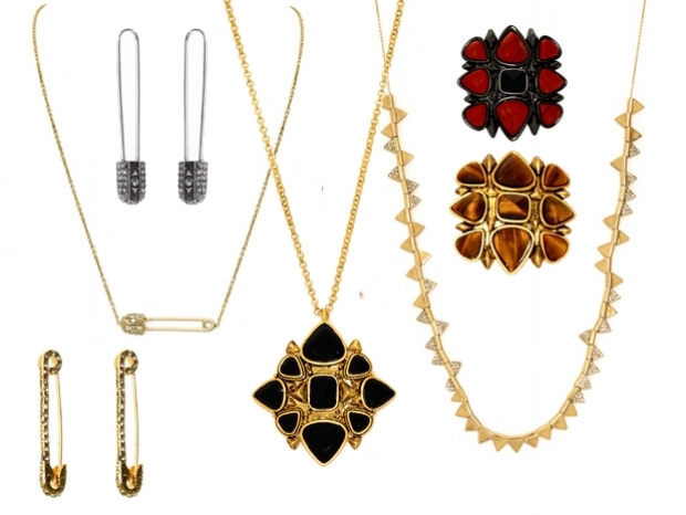House of Harlow Jewelry Fall 2013 Collection