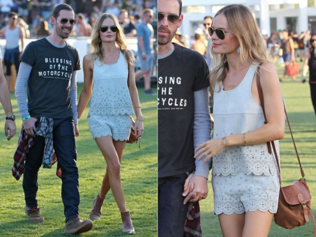 Kate Bosworth to Create a Festival-Themed Collection for Topshop