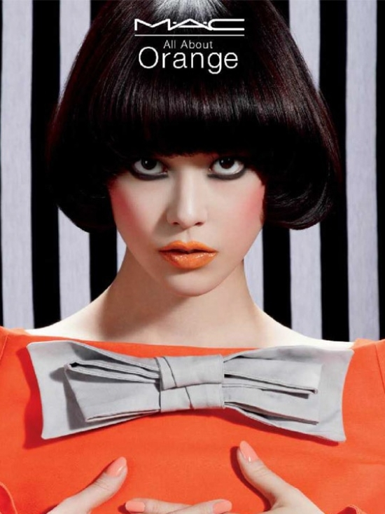 MAC All About Orange Summer 2013 Collection