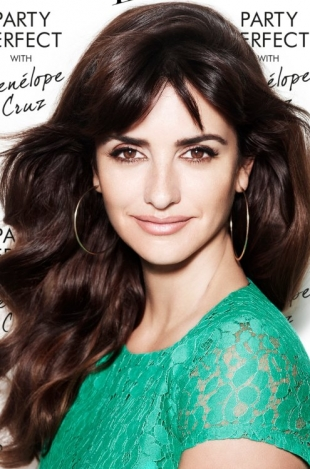 Penélope Cruz for Lindex Party Perfect Campaign