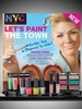 NYC Let's Paint the Town Spring 2013 Makeup Collection