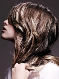 Gypsy Shag Haircut, the Perfect Layered Haircut for Thick Hair