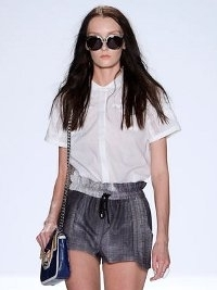 Rebecca Minkoff at New York Fashion Week Fall 2013