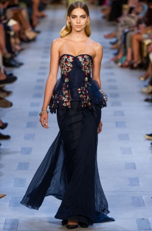 Zac Posen at New York Fashion Week Fall 2013
