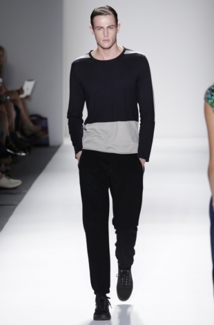 Timo Weiland Mens at New York Fashion Week Fall 2013