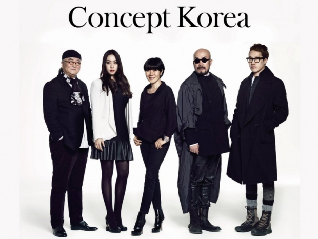 Concept Korea at New York Fashion Week Fall 2013