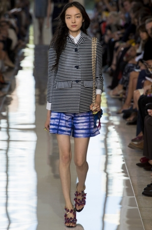 Tory Burch at New York Fashion Week Fall 2013