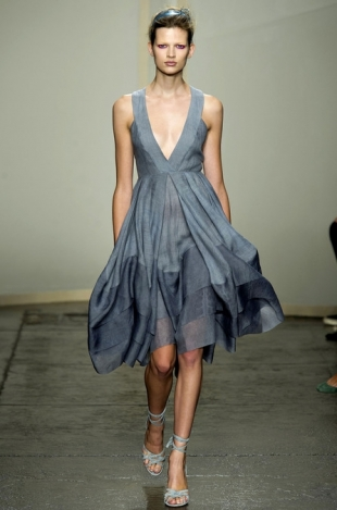 Donna Karan at New York Fashion Week 2013