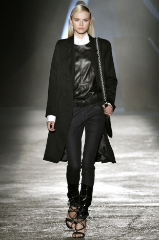 Diesel Black Gold at New York Fashion Week Fall 2013