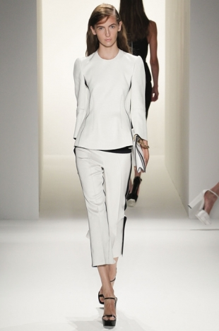 Calvin Klein at New York Fashion Week Fall 2013