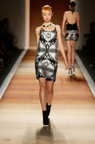 CZAR By Cesar Galindo at New York Fashion Week Fall 2013