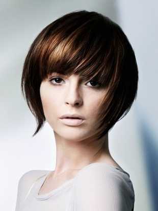 Apple Cut Bob Hairstyles