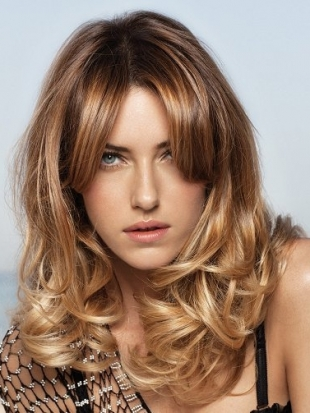 Dirty Blonde Ombre Hair Color