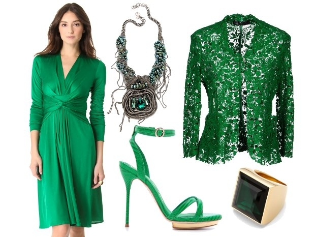 Emerald, Color Trend of 2013