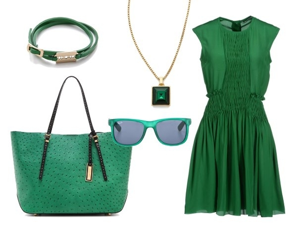 Emerald and the 2013 Fashion Shades