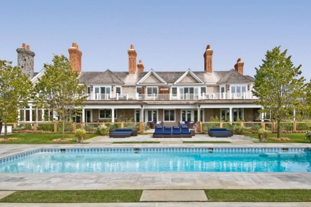 Beyonce and Jay-Z's Hamptons Mansion