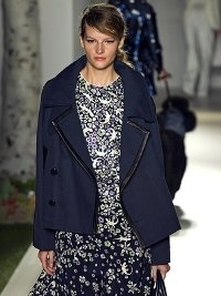 Mulberry at London Fashion Week Fall 2013