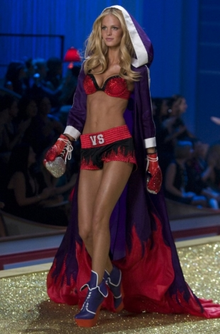 Erin Heatherton Diet and Exercise