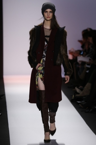 BCBG Max Azria Fall 2013 Collection New York Fashion Week