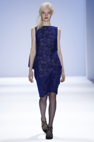 Tadashi Shoji Fall 2013 Collection New York Fashion Week