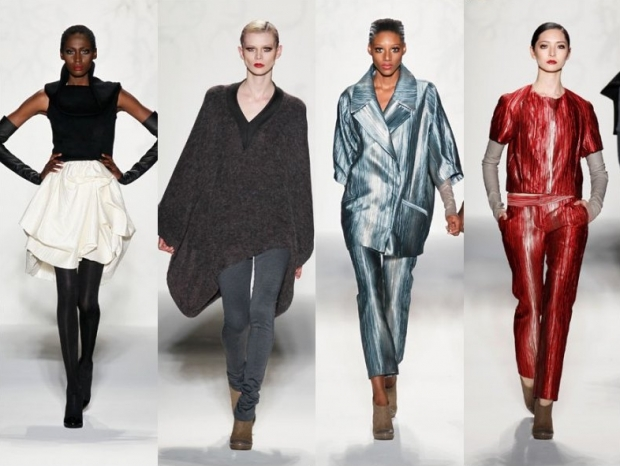 CZAR by Cesar Galindo Fall 2013 Collection New York Fashion Week