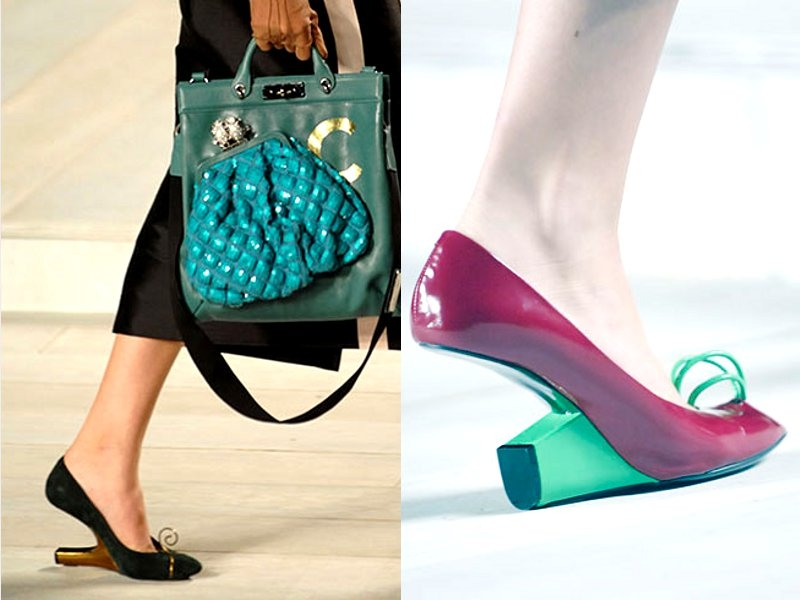 Crazy High Heel Shoes Images
