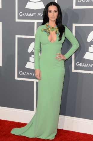 Katy Perry Grammy Awards 2013 Best Dressed Celebrities