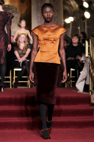 Zac Posen Fall Collection 2013