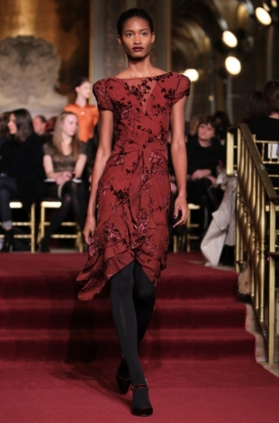 Zac Posen Fall 2013 Collection