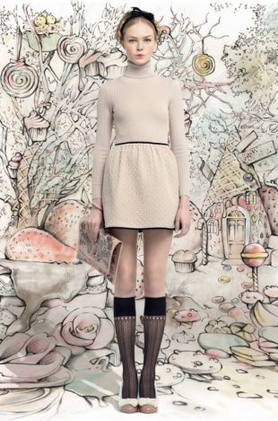 RED Valentino Fall 2013 Collection