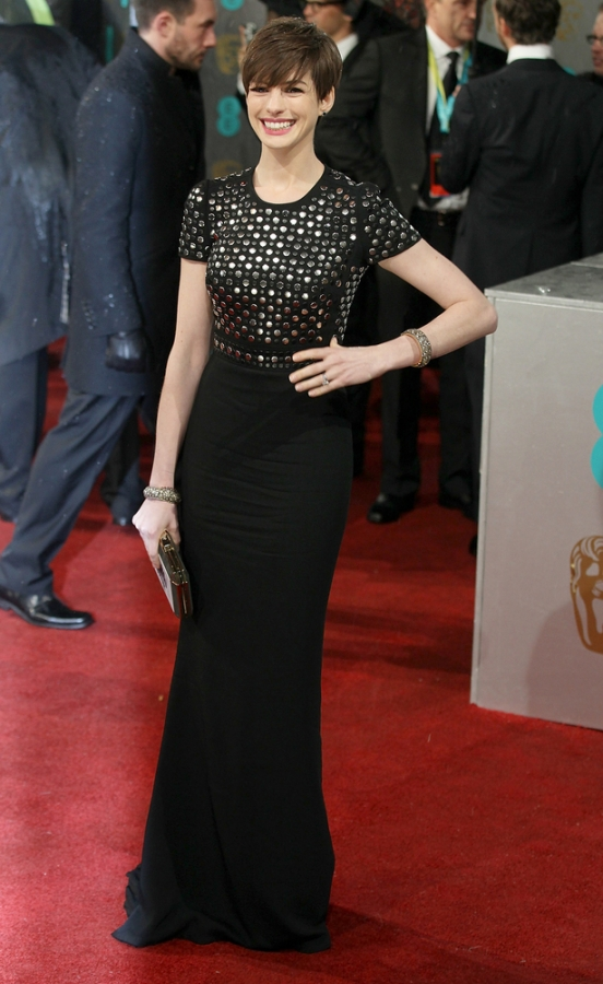 2013 Bafta Awards Dresses Best Red Carpet Looks