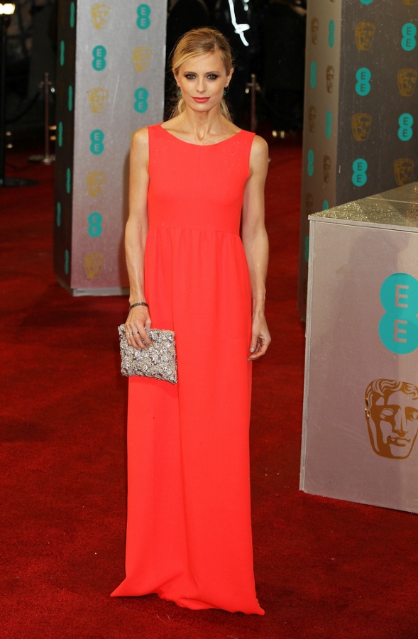 andrea riseborough at ee british academy film awards 2013