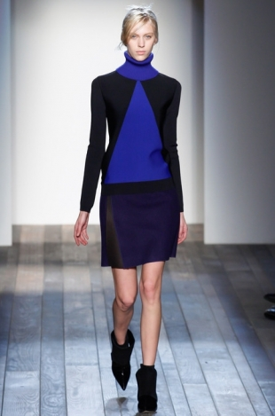 Victoria Beckham Fall 2013 New York Fashion Week