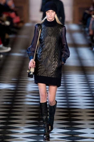 Tommy Hilfiger Fall 2013 Collection New York Fashion Week