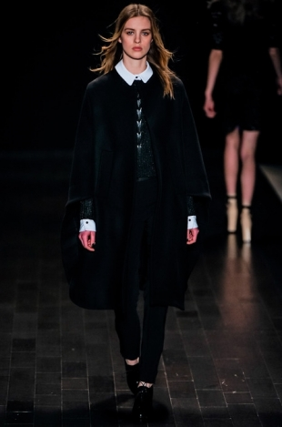 Jill Stuart Fall 2013 Collection