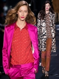 Diane von Furstenberg Fall 2013 New York Fashion Week