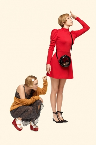 Chloë Sevigny Fall 2013 Collection