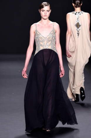 Naeem Khan Fall 2013 Collection