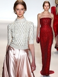 Jenny Packham Fall 2013 Collection New York Fashion Week