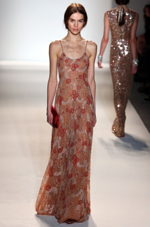 Jenny Packham Fall 2013 Collection